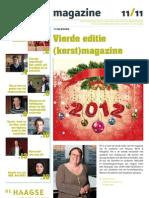 Interview Aan BRV-Kerstmagazine Voor Studeren Op Maat - December 2011