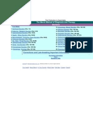 MerckManualDiagnosis17