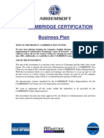 75949288 Cambridge Business Plan PDF 71