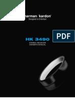 Hk 3490 Owners Manual