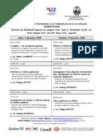 Affiche_Promo Formation Québec