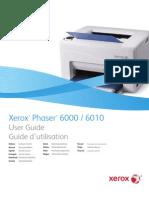 Xerox User Guide
