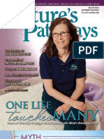 Nature's Pathways Mar 2012 Issue - Northeast WI Edition