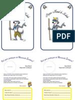 Livreto - Pequeno Manual Do Lobinho Patatenra