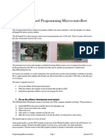 Programming Micro Controllers 2