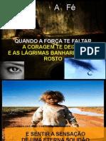 A Fé - Sérgio Lopes