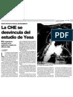 20030714 CHE Estudio Cota Media