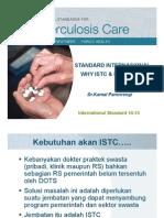 Why ISTC Dan Diagnosis Dr. Kamal P
