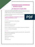 Infeccion Respiratoria Aguda y Enfermedad Diarreica Aguda