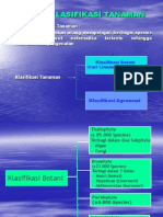 Bab 2 - Klasifikasi Tanaman