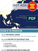 Southeast Asia and Model Asean