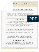 Eschatology PDF