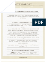 Soteriology PDF