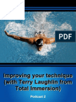 Terry Laughlin Interview - Effortless Swimming