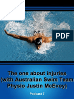 PhysioHealth's Justin McEvoy Interview - Effortless Swimming
