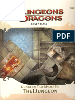 Dungeon Tiles Master Set 01-The Dungeon
