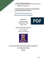 Pratik 17095 Specialization Project Report On