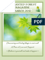 March 2012 Enchanted Forest Magazine