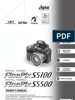 Fujifilm Finepix S5100 4MP Digital Camera With 10x Manual