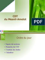 Presentation CDT Mesnil 17-02-2012