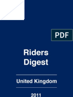 RLB UK Riders Digest 2011