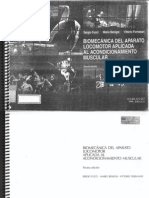 Biomecanica Del Aparato Locomotor Aplicada