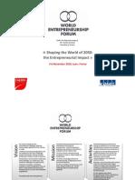 2050_The Entrepreneurial Impact