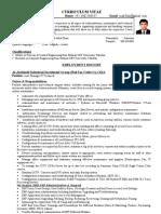 CV Muhammad Afzal Khan