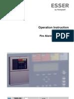 Operation Instruction - IQ8 Control C & M