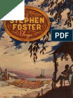 Stephen Foster - Songbook