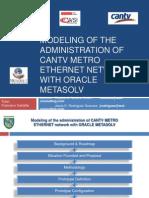 Metro Ethernet Modeling 1289494779