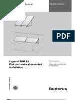 201001242003290.Buderus SKN3 Installation Manual Flat Roof 6720614824 US