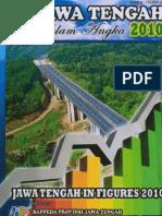 Jawa Tengah Dalam Angka 2010