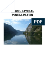 Parcul Natural Portile de Fier