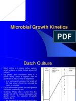 Microbial Growth KineticsRS