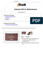 DSI XL Mother Board