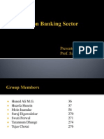 A Project on Banking Sector