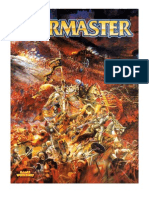 Warmaster Living Rulebook
