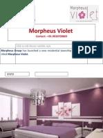 Morpheus Violet Noida