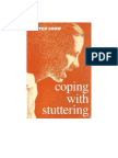 Coping With Stuttering, 2012  Revised Edition