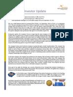 Q1 Investors Update 2011 12