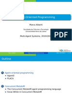 065 Agent Oriented Programming