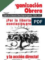 Organización Obrera Nº 38