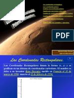 COORDENADAS POLARES - RECTANGLARES