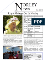 Norley News March 2012
