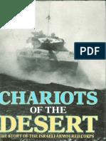 Brasseys Chariots of the Desert Story of Israeli A