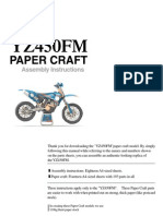 Yz450fm Assembly Full