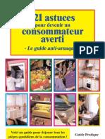 121 astuces - consommateur averti