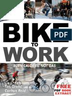 Bike to Work Book Sample