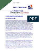 Historia MLN